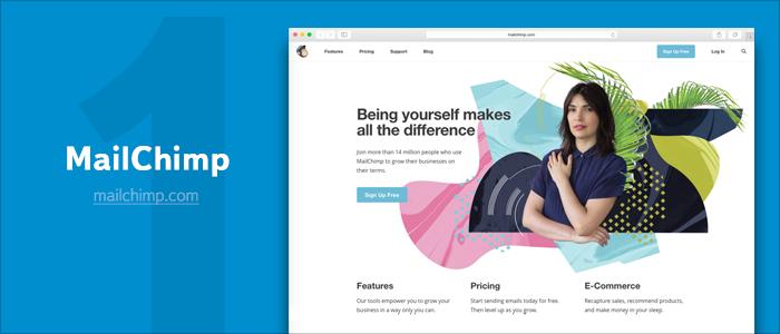 Посмотреть сайт MailChimp
