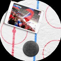 Смотри хоккей с Ягуар
