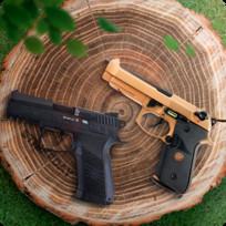 150 пистолетов на выбор