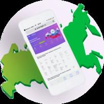 Виртуальные номера 85 крупных городов России