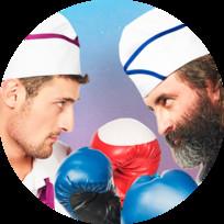 Предпринимай на всю голову —Бокс