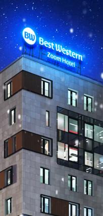 Best Western Zoom Hotel